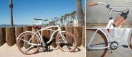 Легчайший «летний» велосипед для любителей пляжного отдыха