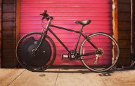 Колесо-аккумулятор для велосипеда
