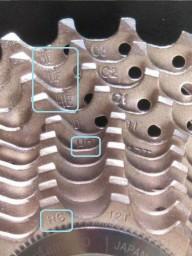 Как узнать дату изготовления компонентов Shimano