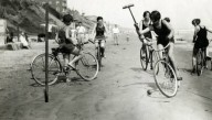Возрождение велосипедного поло и основы игры
