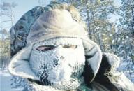 Правила дыхания на сильном морозе