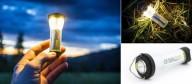 Новый супер компактный и супер мощный фонарик