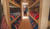Дом для путешествий из старого автобуса