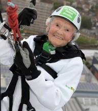 Рекорд 101-летней альпинистки