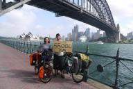 Кругосветное путешествие на велосипеде за шесть лет