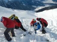 Спасатели выставили спасенным туристам счет в 10000 евро