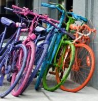 Как покрасить велосипедную раму в домашних условиях