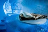 В Швеции открылся первый в мире круглогодичный ледяной отель