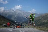 Парень с ДЦП проехал 12 стран на велосипеде