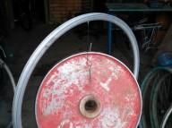 О вертикальной жесткости ободьев и колес