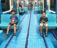 «Спортивное метро» в Тайбэе