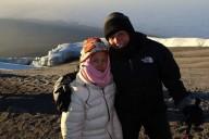 Восьмилетняя американка покорила Килиманджаро