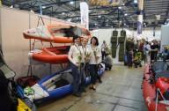 Каяки ZelGear на выставке Рыбалка.Охота.Туризм2019