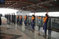 В Пакистане открыли первую линию метро