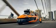 В Нидерландах зарегистрировали первый летающий автомобиль