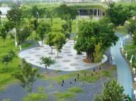 В Тайване на месте бывшего аэропорта создали парк