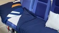 Lufthansa начала продавать спальные места в самоле