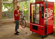 Bike Fixtation – экспресс-станция для починки вело