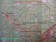 В Карпатах спасли 5 туристов