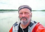 Гордиенко отправился в пешую экспедицию.