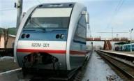 В Украине испытан собственный скоростной поезд