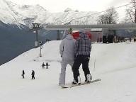 В Сочи с аншлагом отметили День снега