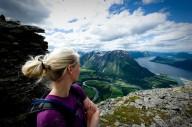 Норвегия зовет к себе любителей горных прогулок