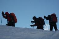 Армянские альпинисты были ближе нас к небу на 5 км