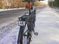 В Киеве введут номерные знаки для велосипедистов
