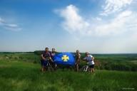 На Полтавщині розпочато маркування туристських шляхів.
