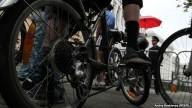 Велопикет у Администрации Президента
