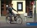 Эстонские велосипедисты: штраф или экзамен!