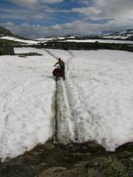 Поход в Норвегию в носках DexShell