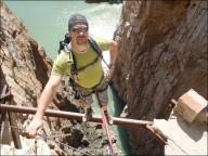 Небольшой ролик про Camino Del Rey в Испании