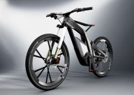 Электро-велосипед от Audi