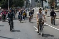 Велосипедный рай в Боготе