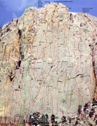 Новый альпинистский маршрут в Крыму