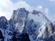 Попытка зимнего покорения вершины Свободная Корея