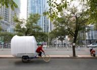 Китайский трехколесный велодом