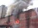 В Харькове сгорел склад с велосипедами