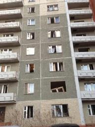 Метеоритный дождь в Челябинске