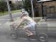 Невидимый велосипед
