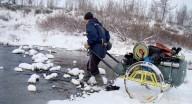 Пешком до Северного Ледовитого океана