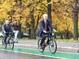 На гос. службу на велосипеде