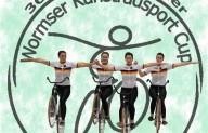 Победа Украинских велосипедистов в Германии