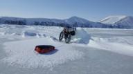 По Арктике на велосипедах