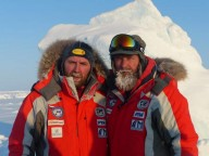 Экспедиция Конюхова достигла побережья Канады