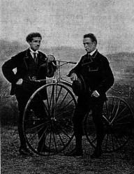 День рождения велоспорта. 145 лет.