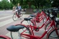 В Москве открыли городской велопрокат