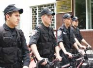 Луцкая милиция пересаживается на велосипеды